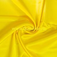 Атлас-стрейч-желтый-603017-№4