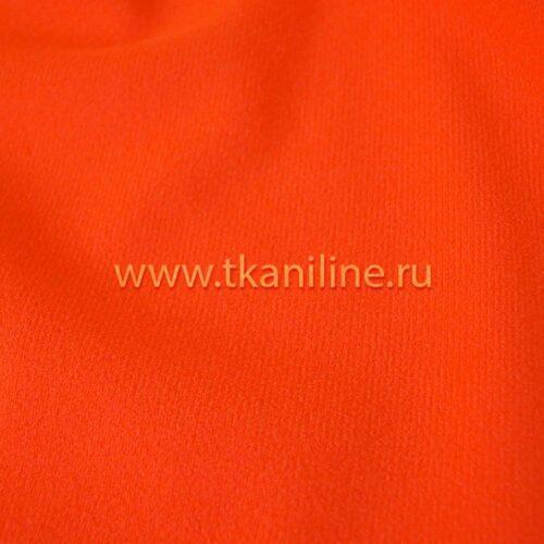 Габардин-оранжевый