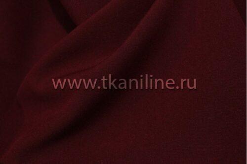 Габардин-темно-бордовый-603028-№8