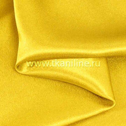 Креп-сатин-желтый-603109-№2