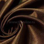Креп-сатин-коричневый-602953-№17