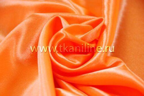 Креп-сатин-оранжевый-603191-№14
