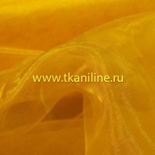 Органза-желтая-602686-№4