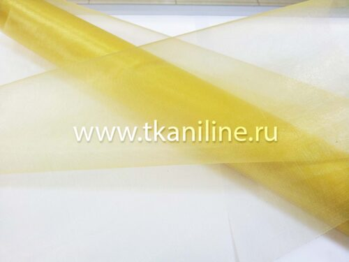 Органза-светло-желтая-690487-№5