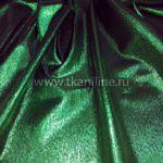 Парча-топаз-зеленая