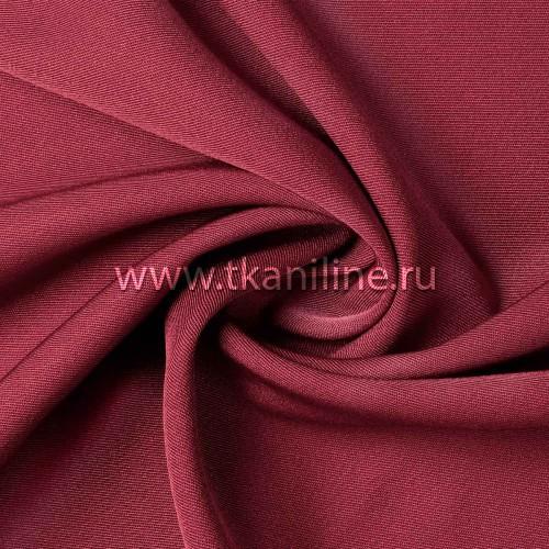 Ткань Пикачо бордовый