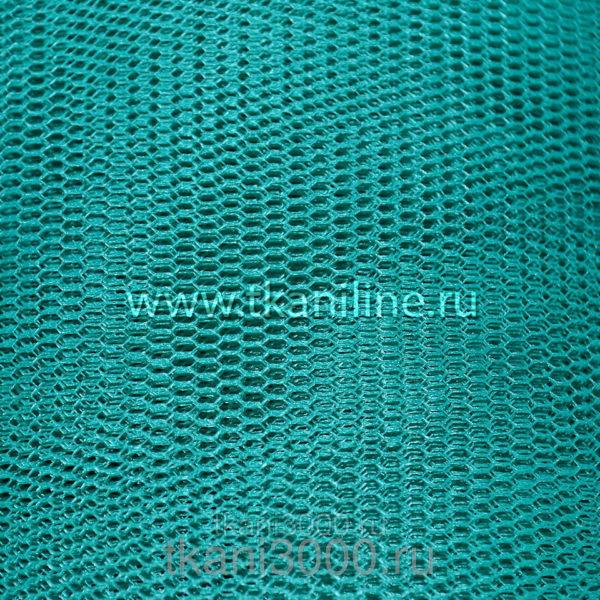 Сетка жесткая бирюзовая 603022 №3