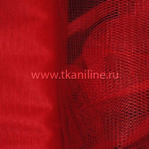 Сетка-жесткая-темно-красная-603022-№9