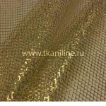 Сетка-люрекс-золотая-603046