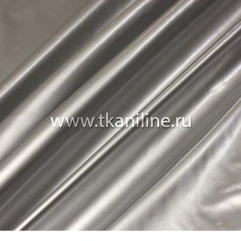 Ткань-Лакэ-серебряная