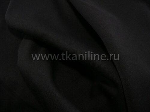 Трикотаж-Академик-нейлон-черный
