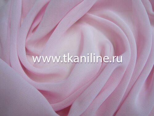 Шифон-бледно-розовый-603106-№4