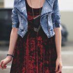 Мода 2015 — с чем носить бархат?