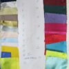 Атлас стрейч арт. PT карта цветов для заказа от 1 рулона