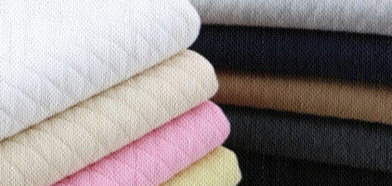 Виды трикотажных тканей для детской одежды