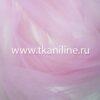 фатин мягкий розовый