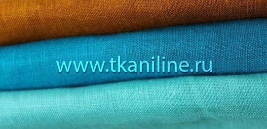 Льняные ткани-получение и состав