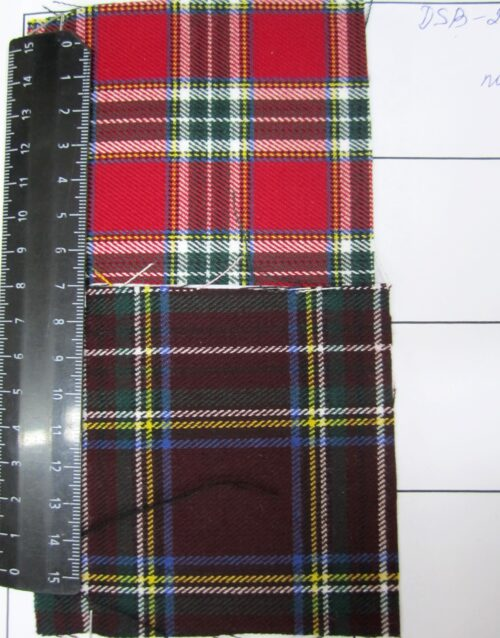 Шотландка DSB-2198 1-2