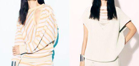 трикотажная мода 2013