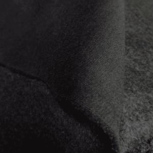 футер 3 нитка начес черный