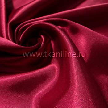 Атлас-стрейч-бордовый-603011-№11