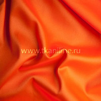 Атлас-стрейч-ораннжевый-603011-№7