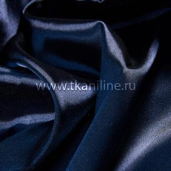 Атлас-стрейч-темно синий-603239-№5