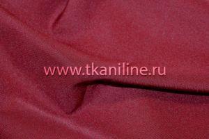 Габардин-бордовый