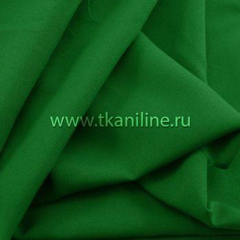 Габардин-зеленый-трава