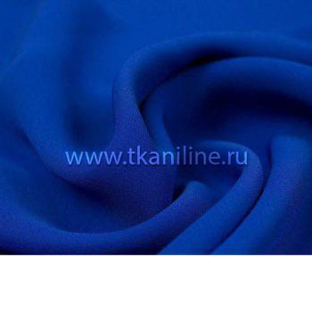 Креп-жоржет-синий-василек-603210-№12