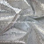 Парча-топаз-серебро-на-белом