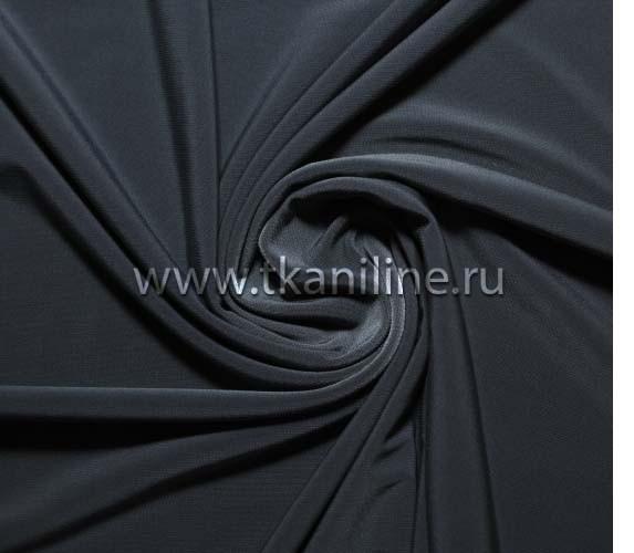 Трикотаж-Масло-черный