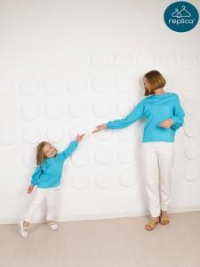 Костюмы для мамы и дочки
